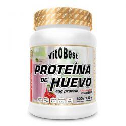 Proteína de Huevo de 500g del fabricante VitoBest