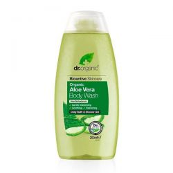 Gel de Baño de Aloe Vera - 250ml