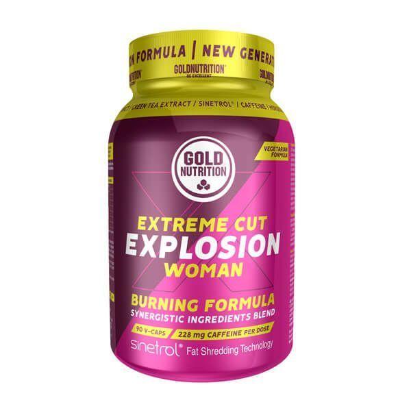 Extreme Cut Explosion Woman - 90 Cápsulas Vegetales