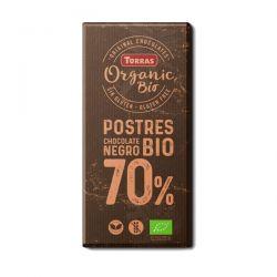 Cobertura Fondant 70% Cacao Bio - 200g