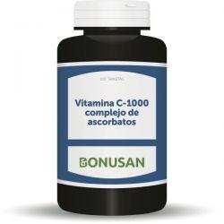 vitamina c complejo de ascorbatos 100 tabs