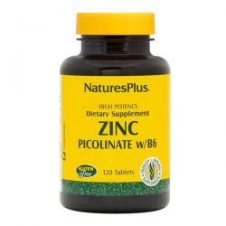 Picolinato de Zinc - 120 Tabletas