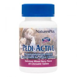 Pedi-Active - 60 Tabletas masticables