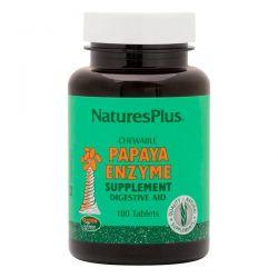 Enzima de Papaya - 180 Tabletas