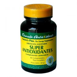Super Antioxidantes - 60 Tabletas