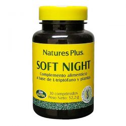Soft Night - 30 Tabletas