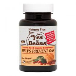 Say Yes To Beans - 60 Cápsulas vegetarianas