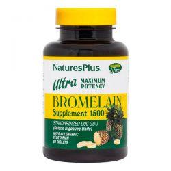 Ultra Bromelina 1500 - 60 Tabletas