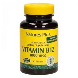 Vitamina B12 1000mcg - 90 Tabletas
