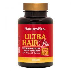Ultra Hair Plus con MSM - 60 Tabletas