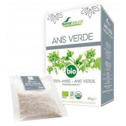 Anís Verde Bio - 20 Sobres