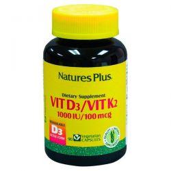 Vitamina D3 Vitamina K2 - 90 Cápsulas