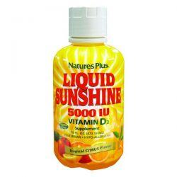 Vitamina D3 Liquid Sunshine - 473ml