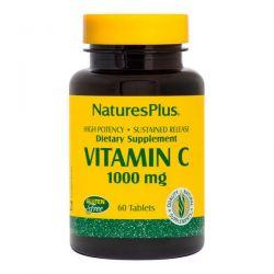 Vitamina C 1000mg - 60 Tabletas