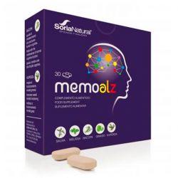 Memoalz - 60 Tabletas