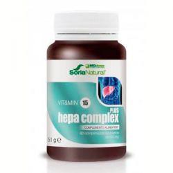 Hepa Complex - 60 Tabletas