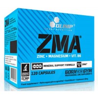 ZMA 810Mg - 120 capsulas
