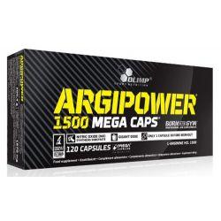 ArgiPower 1500 - 120 Mega Capsulas