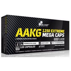 AAKG Extrem 1250 - 120 MegaCaps