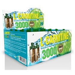 L-Carnitina 3000 - 20 Viales