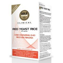 Red Yeast Rice - 60 Cápsulas