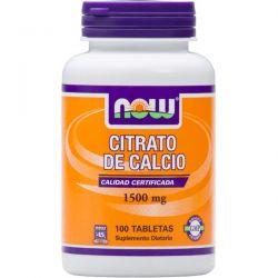 Citrato de Cálcio - 100 Tabletas