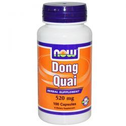 Dong Quai 520mg - 100 Cápsulas