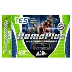 Hemaplus - 60 cápsulas