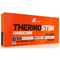 Thermostim Hardcore - 60 Cápsulas