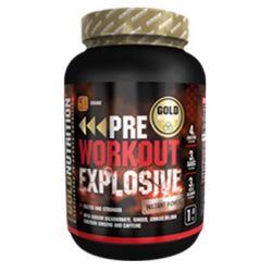 Pre Workout Explosive - 1 Kg [GoldNutrition]