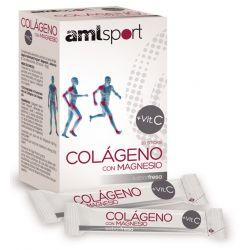 Colageno + Magnesio + Vitamina C - 5g [AML Sport]