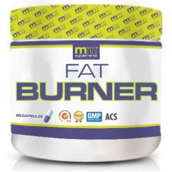 Fat Burner - 90 Cápsulas [MM Supplements]
