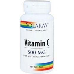 Vitamin c 500mg - 100 caps