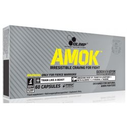 AMOK™ - 60 cápsulas