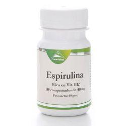 spirulina - 100 tabs