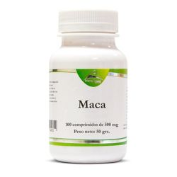 Maca 500mg - 100 tabletas [PrismaNatural]