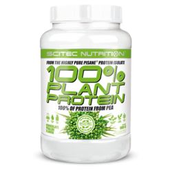 100% Plant Protein - 900g [Scitec Green]