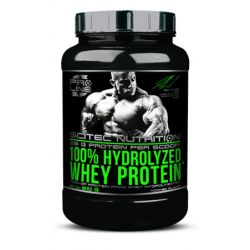 100% Hydrolyzed Whey Protein - 2 kg [Scitec]