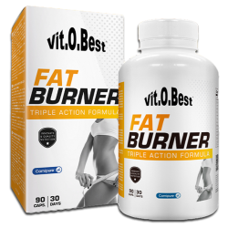 Fat Burner Triple Accion - 90 cápsulas [Vitobest]