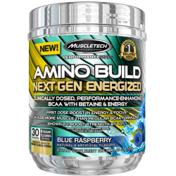 Amino Build Next Gen Energized - 280 g [Muscletech]
