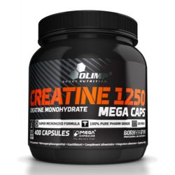 Creatine - 400 Megacaps