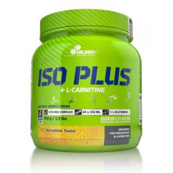 Iso Plus + L Carnitina - 700 g