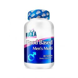 Food based men's multi - 60 tabs