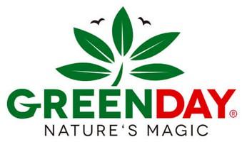 Logo Amix GreenDay